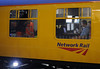 Inside ultrasonic test coach 999602, 3Q03, Carnforth, Wed 16 January 2012 - 1640