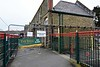 Carnforth station building, Sat 11 March 2017 2.  The Snug stayed open for business but Carnforth Models moved into the heritage centre.  The booking office closed and Northern provided revenue protection staff.