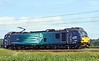 88008 Ariadne, 0Z88, Hest Bank, Tues 20 June 2011 - 1459.  Making its debut with a 1330 Kingmoor - Crewe move.