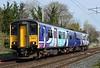150276, 5xxx, Carnforth, Sun 9 April 2017 - 1203.  Northern's 1021 Newton Heath - Kilmarnock move for refurbishment.