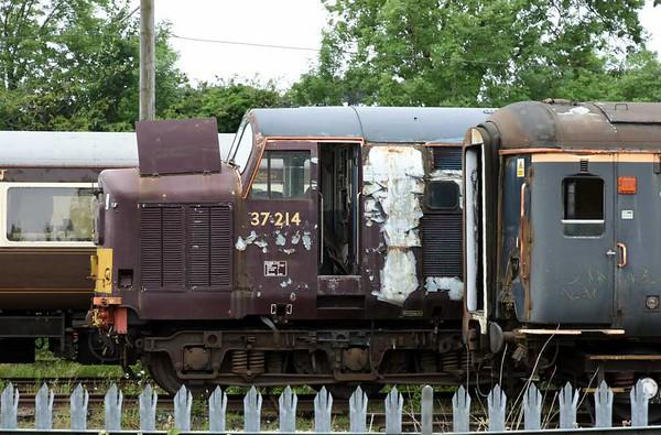 37214, Carnforth, Fri 23 June 2017