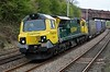 70020, Hest Bank, Tues 11 April 2017 - 1736.  Freightliner's 1213 Daventry - Coatbridge, running two hours late after 70005 had to come off at Basford Hall.  The 15 IKA Megafret container twin flats were reported as 6849430655, 6849430689, 6849094154, 6849093834, 6849094790, 6849093875, 6849095821, 6849091127, 6849091267, 6849093842, 6849093974, 8049092133, 6849430788, 6849096019 & 849094147.