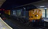 37604, 3Q39, Carnforth, Wed 22 March 2017 - 1937.  DRS's 1829 test train to Carlisle High Wappng via the coast with generator van 6262, ultrasonic test coach 62287 & DBSO 9701.