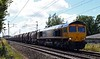 66715 Valour, 6S94, Carnforth, Wed 8 Agust 2018 1 - 1448.  GBRf's 0428 Wembley - Irvine clay, running 250 minutes late.  The 20 ICA wagons were reported as 8078980497, 8078980711, 8078980430, 8078980562, 8078981081, 8078980539, 8078980661, 8078980620, 8078980687, 8078981024,  8078980414, 8078980745, 8078980737, 8078980703, 8078980422, 8078980570, 8078980455,  8078980448, 8078980521 & 8078980695.