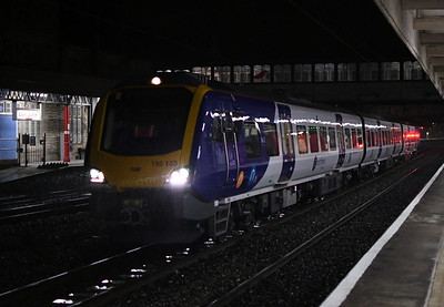 North West trains, 2018