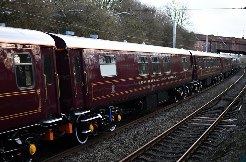 66726 Sheffield Wednesday, 5S66, Hest Bank, Sun 10 March 2019 4.  Dining car No 2 99960.