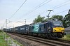 88009 Diana, 4S44, Carnforth, Mon 10 August 2020 - 1533.  DRS's 1216 Daventry - Mossend.