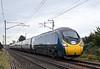 390039 Lady Godiva, 1M10, Carnforth, Tues 1 December 2020 - 1151.  Avanti's 0940 Glasgow - Euston.  The Pendo still flies the Coventry flag.