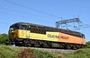 56078. 0J01, Carnforth, Mon 1 June 2020 - 1102.  Colas Rail's 1003 but 0945 Carlisle yard - Coleham (Shrewsbury) move.