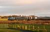 397002, 1S66, Hest Bank, Sun 6 December 2020 - 1525.  TransPennine's 1410 Manchester airport - Edinburgh.