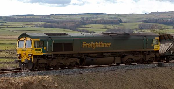 66523, 6Z87, Long Preston, 19 March 2008 - 1430 2