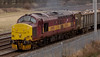 37405, 6F10, Winwick, 5 March 2008 - 1121 2   Like 37417, 37405 needs a repaint.