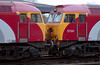 57311 Parker & 57309 Brains, Preston, 28 March 2008 - 1729 2    NB that 57311 still lacks both Dellner couplers.
