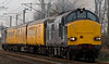 37259 & 37059, 5Q14, Carnforth, 25 February 2008 - 1126 1   A Derby - Carlisle move for the ultrasonic test train.