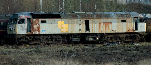47194, Carnforth, 30 March 2008