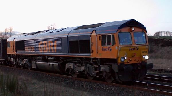 66708, 4E16, Hellifield, 9 April 2008 - 2003 2