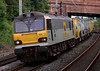 92030 Ashford, 6S73, 4 July 2008 - 2026    EWS's 1612 Bescot - Mossend Enterprise.