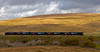 66401, 66402, 66404, 66403 & 66405, 0Z60, Ribblehead, 16 October 2008 - 1221 2