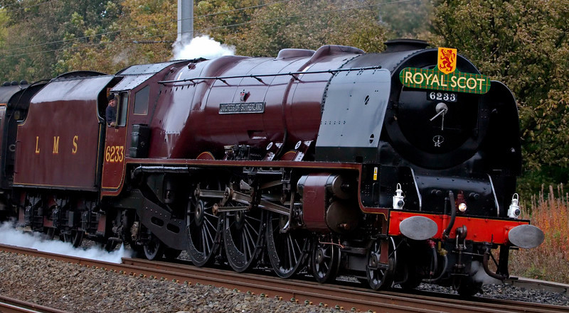 6233 Duchess of Sutherland, 1Z37, Lancaster, 9 October 2008 2 - 1746