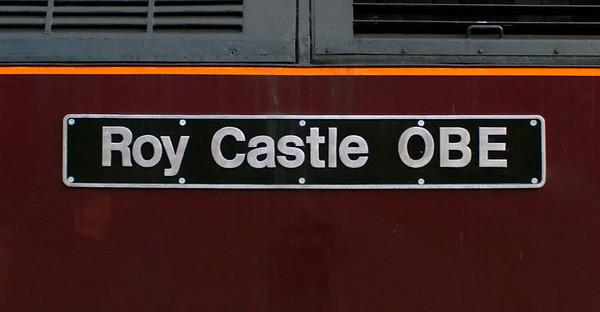 47786 Roy Castle OBE, 5Z91, Carnforth, 5 October 2008 - 1755 2