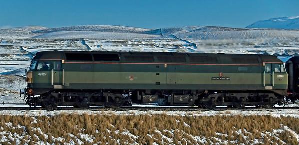 47815 Great Western, 1Z76, Selside, 6 December 2008 - 1114 2
