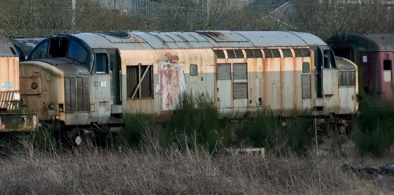 37165, Carnforth, 30 March 2008