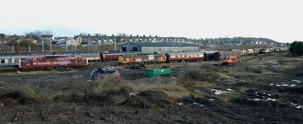 Steamtown, 30 March 2008