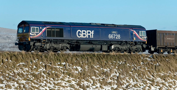 66728 Institution of Railway Operators, 4M52, Ribblehead, 6 December 2008 - 1244 2