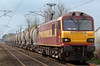 92001 Victor Hugo, 6S94, Carnforth, 30 April 2008 - 1052    The 0443 Wembley - Irvine clay.