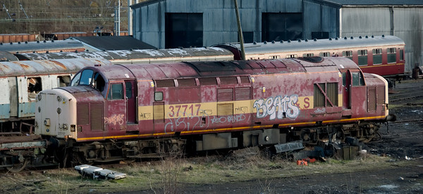 37717, Carnforth, 20 March 2008