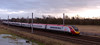 390001 Virgin Pioneer, Winwick, 18 December 2008 - 1427    Virgin's 1230 Euston - Lancaster.