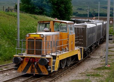 North west trains, 2009