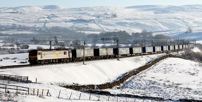North west trains, 2010