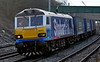 92017 Bart the Engine, 4S43, Mon 4 January 2010 - 1202     The Stobart-liveried loco heads DB Schenker's inaugural Tesco Express, running some 150 late...