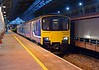 150103, 2N14, Preston, Tues 25 April 2017 - 0523.  Northern's 0518 to Colne passes 6M76.