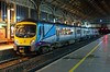 185150, 1U02, Preston, Tues 25 April 2017 - 0332.  TransPennine's 0402 to Manchester Airport.