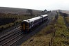 158859, 1G53, Blea Moor, Wed 15 February 2017 - 1150.  Northern's 1110 Skipton - Settle - Kirkby Stephen - Appleby extra, provided to carry any passengers who could not get on Tornado's 1044 train.  Similarly, the return 1Z02 1520 Appleby - Skipton extra followed Tornado's 2Z23 1507 departure from Appleby.
