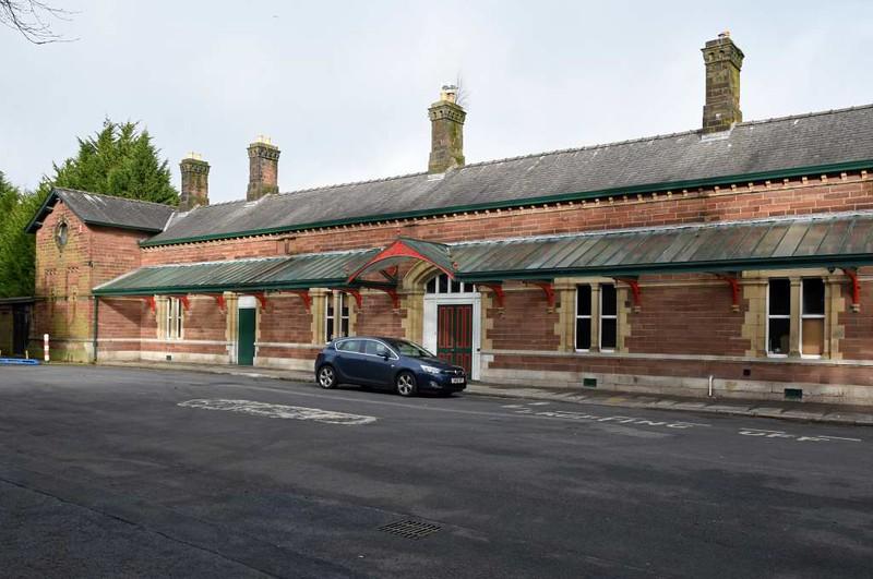 Ulverston station, 14 March 2017 16.