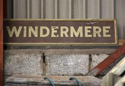 Windermere branch, 2008 -