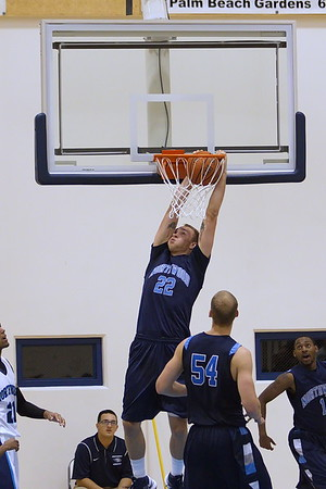 Timberwolves' Will Bowles flushes one