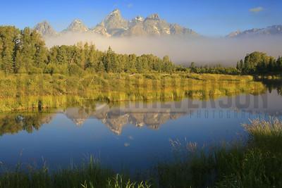 Tetons - Wyoming