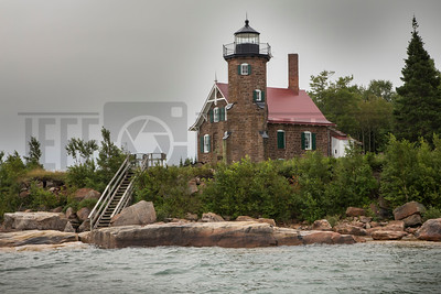 Lighthouse - Lake Superior - Northern Wisconsin