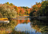 Autumn at the Fishing Hole
