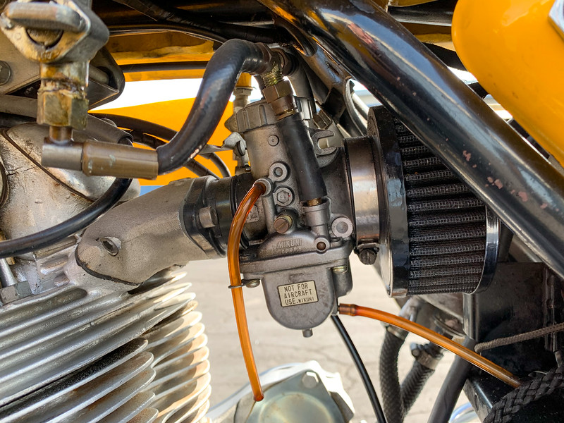 Norton Commando Production Racer Replica -  (23)