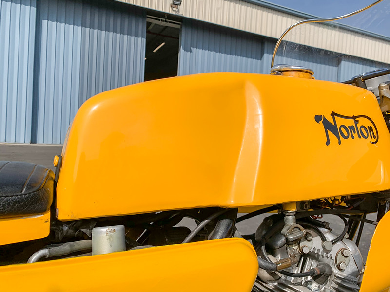 Norton Commando Production Racer Replica -  (14)