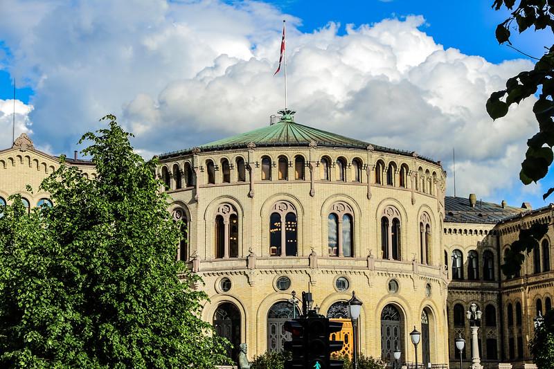 Centro da Cidade de Oslo