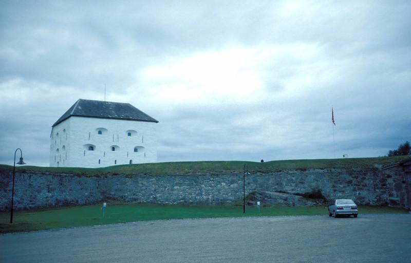 Fortaleza Kristiansten