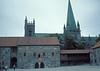 Palacio del arzobispo y la Catedral Nidaros