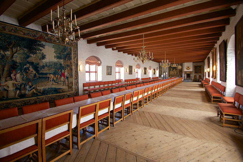 Akershus Fortress...lets get this party stared.