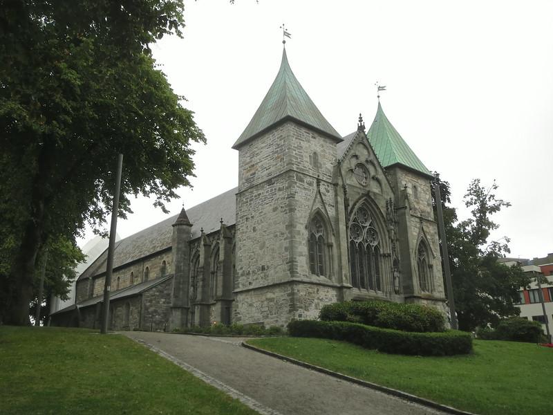 Stavanger Cathedral.